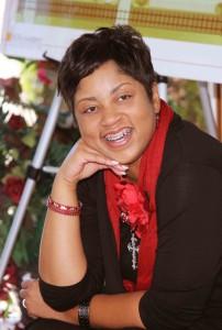 Choir Director, Tiffani Perkins