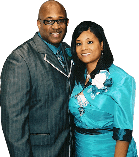 Pastor Kavin L. Jones, Sr. and Wife