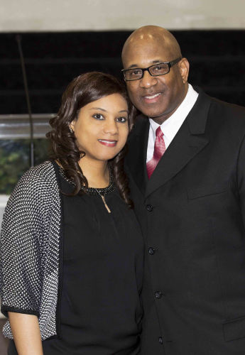 Pastor Kavin and First Lady Delina Jones 2015